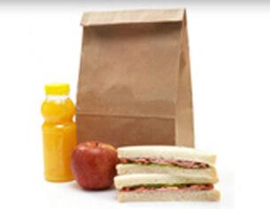 Påsmurt lunch og møtemat